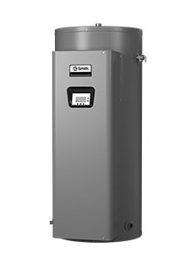 DVE electric water heater