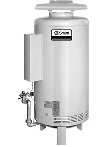 HW burkay water heater
